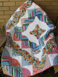 4. First Modern Style Quilt