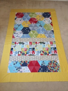 7. Bee's Knees Quilt