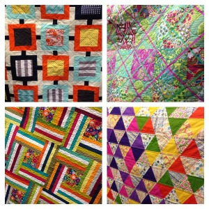 Four quilts