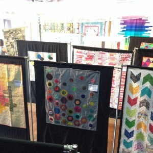 Canberra Modern Quilt Guild Exhibition 2014